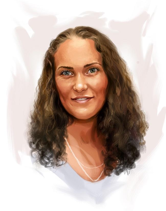заказать портрет для сестры в тюмени