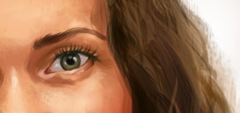 заказать портрет любимой девушке в тюмени