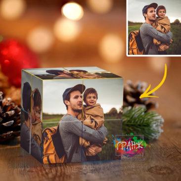 Фотокубик трансформер, купить в подарок Тюмень
